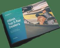 KPA - OSHA Top 5 for Dealers eBook - Cover