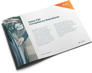 KPA - Vera F&I Compliance Datasheet cover