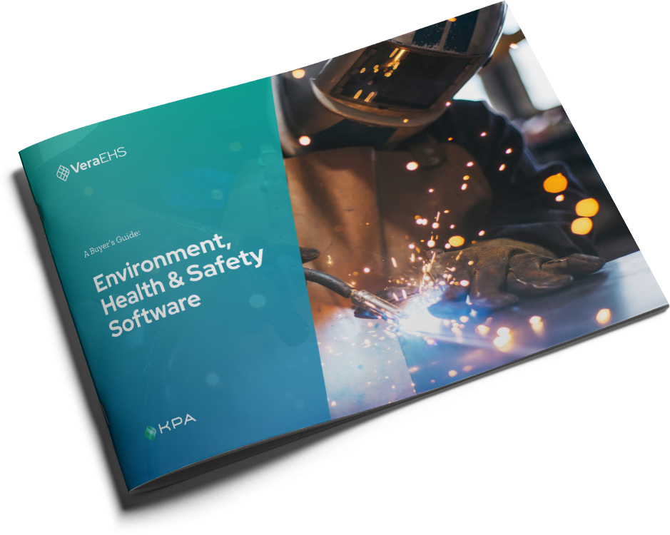 KPA - A Buyers Guide to EHS Software Cover