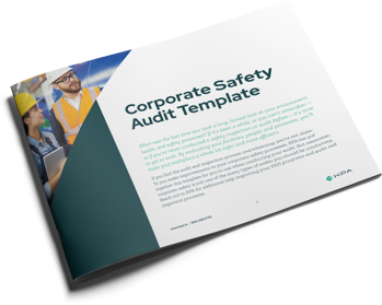 KPA - Corporate Safety Audit Template Cover