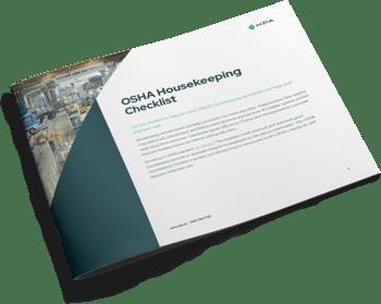 KPA - OSHA Housekeeping Checklist Cover