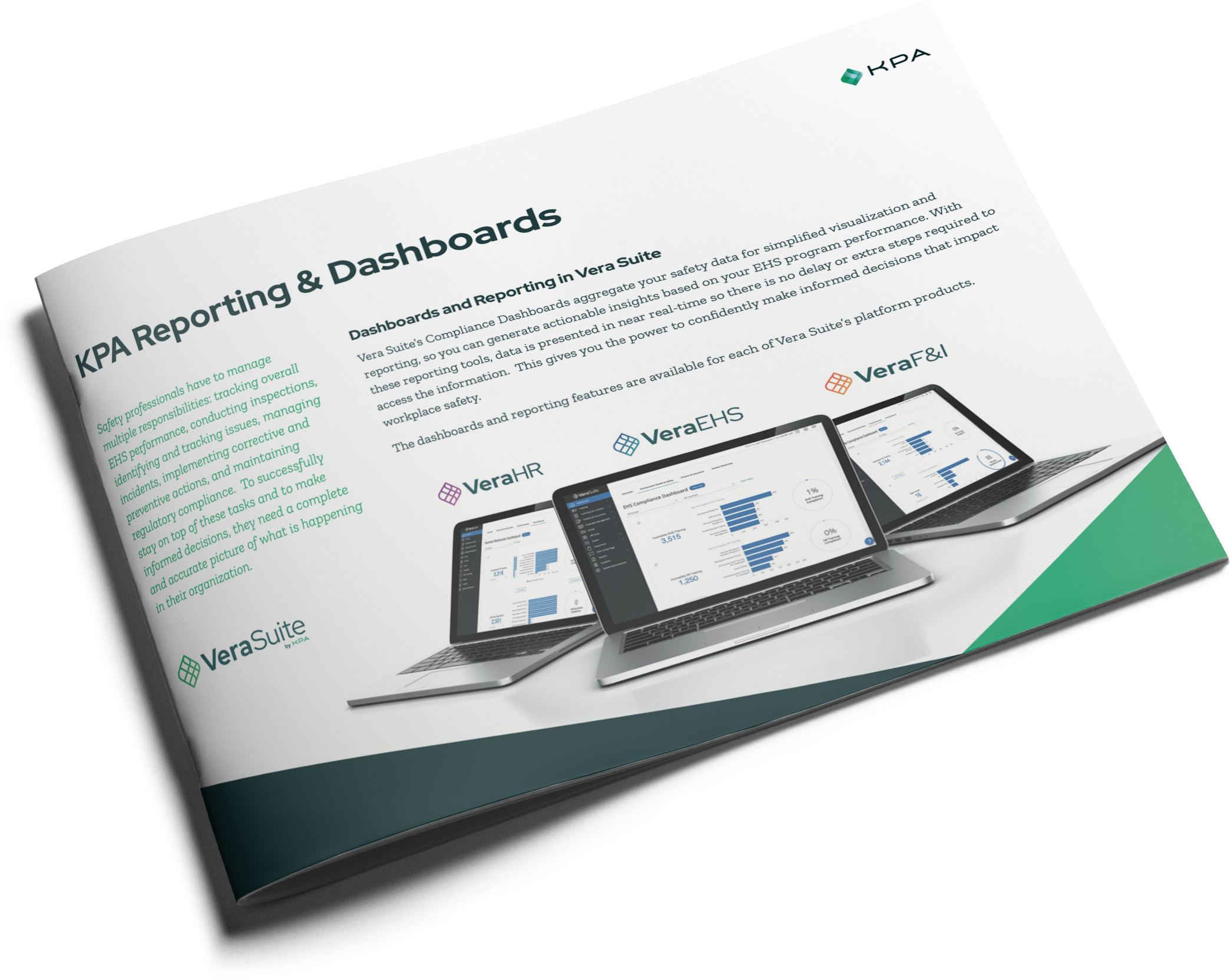 KPA - Reporting & Dashboards Solution Brief