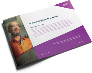KPA - Onboarding Solution Brief Cover