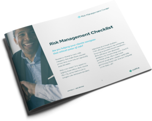 KPA - Risk Management Checklist cover - transparent