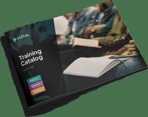 KPA Training Catalog Nov 2019 - cover