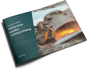 KPA - Subscription to Safety Training Catalog - Mill Services Cover