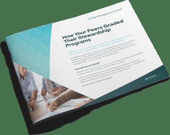 KPA Insurance Stewardship Score Benchmark Report Cover
