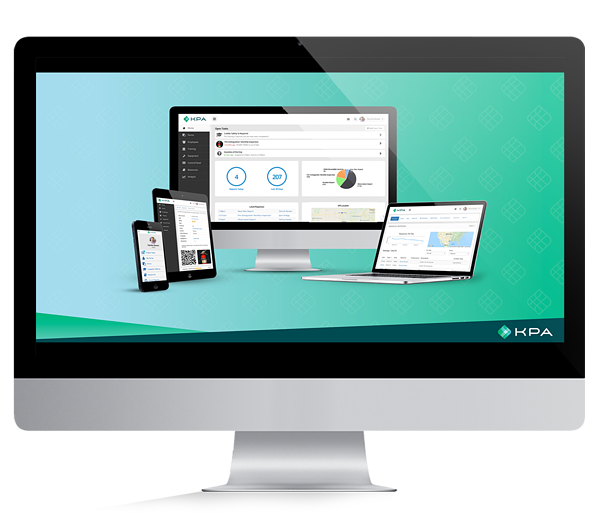 KPA EHS Demo Video Monitor