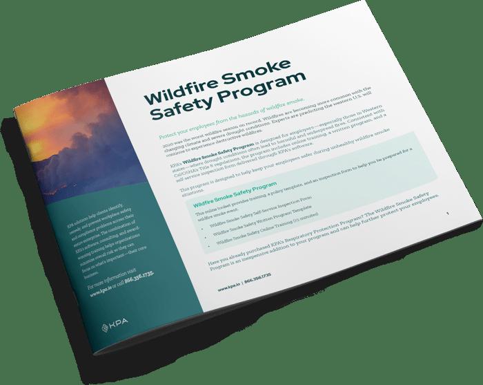 Wildfire Smoke Safety Program - Thumbnail
